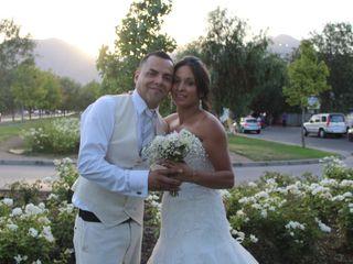El matrimonio de Cecilia y Danny