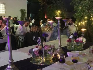 El matrimonio de Camila y Pablo 1