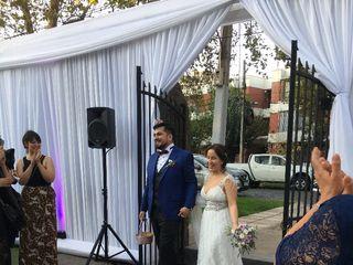 El matrimonio de Camila y Pablo 3