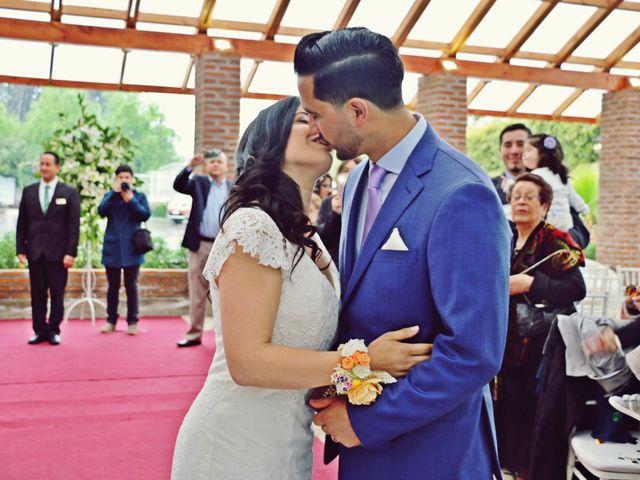 El matrimonio de Mauricio y Ivonne en Graneros, Cachapoal 3