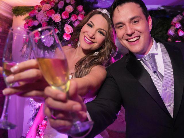 El matrimonio de Bimini y Carlos