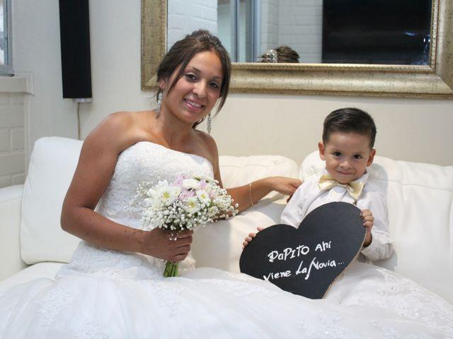 El matrimonio de Danny y Cecilia en Lampa, Chacabuco 6