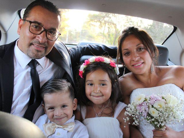 El matrimonio de Danny y Cecilia en Lampa, Chacabuco 9