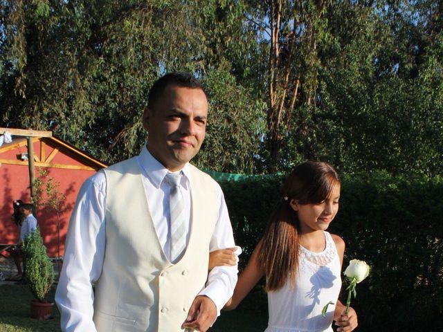 El matrimonio de Danny y Cecilia en Lampa, Chacabuco 11