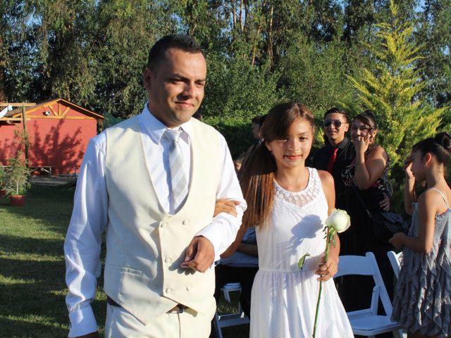 El matrimonio de Danny y Cecilia en Lampa, Chacabuco 12