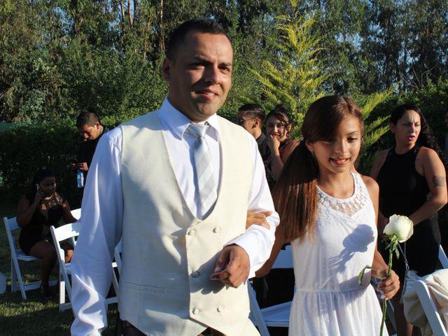 El matrimonio de Danny y Cecilia en Lampa, Chacabuco 13