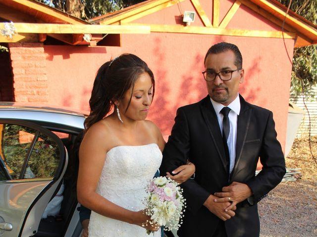 El matrimonio de Danny y Cecilia en Lampa, Chacabuco 14