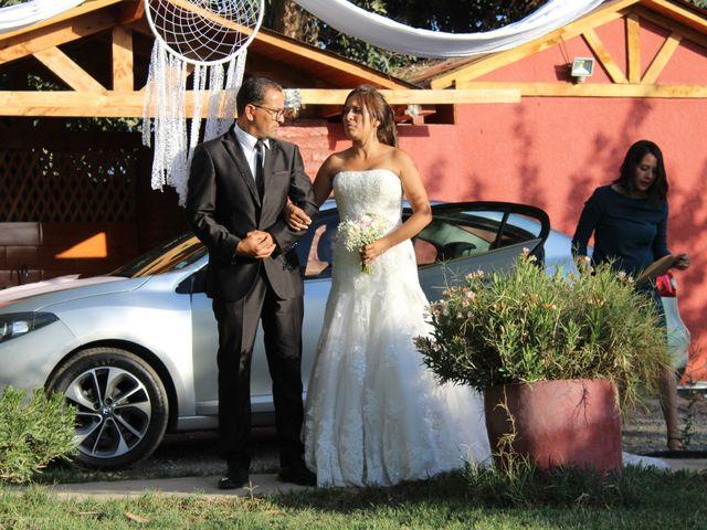 El matrimonio de Danny y Cecilia en Lampa, Chacabuco 15