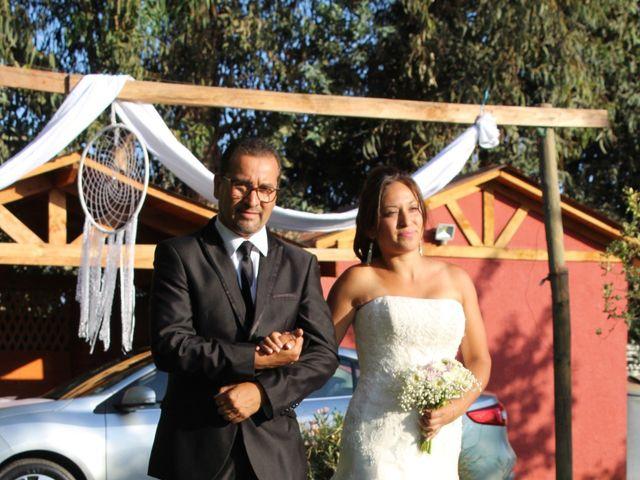 El matrimonio de Danny y Cecilia en Lampa, Chacabuco 18