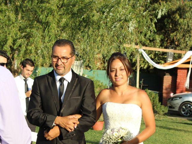 El matrimonio de Danny y Cecilia en Lampa, Chacabuco 19