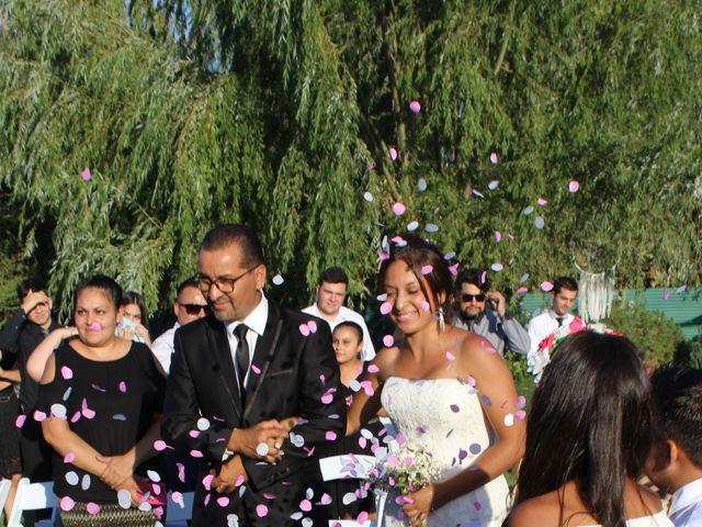 El matrimonio de Danny y Cecilia en Lampa, Chacabuco 20