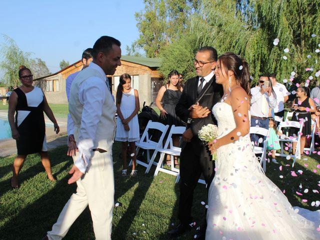 El matrimonio de Danny y Cecilia en Lampa, Chacabuco 22