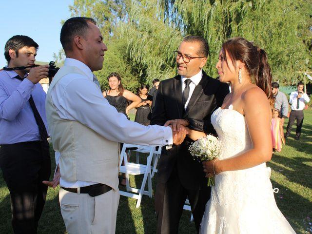 El matrimonio de Danny y Cecilia en Lampa, Chacabuco 23