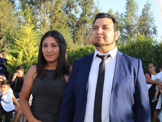 El matrimonio de Danny y Cecilia en Lampa, Chacabuco 25