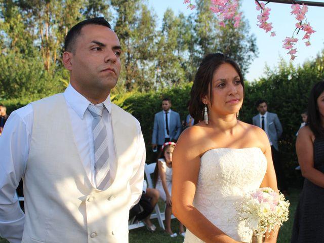 El matrimonio de Danny y Cecilia en Lampa, Chacabuco 27