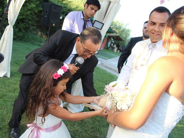 El matrimonio de Danny y Cecilia en Lampa, Chacabuco 29