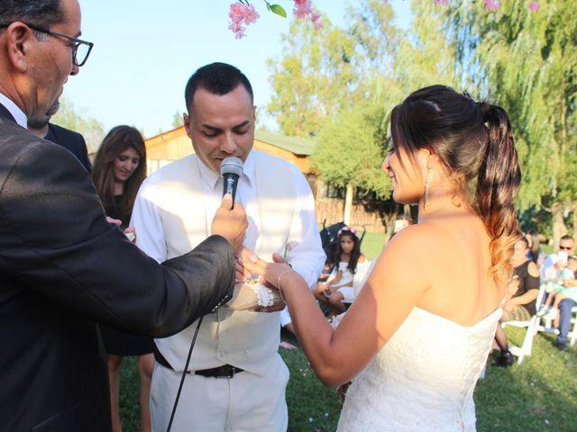 El matrimonio de Danny y Cecilia en Lampa, Chacabuco 30