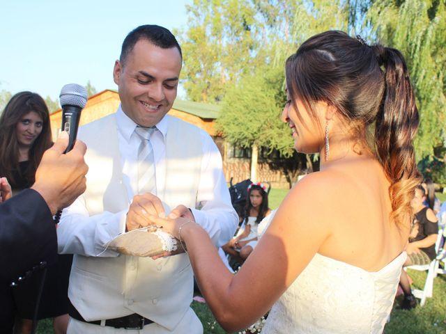 El matrimonio de Danny y Cecilia en Lampa, Chacabuco 31