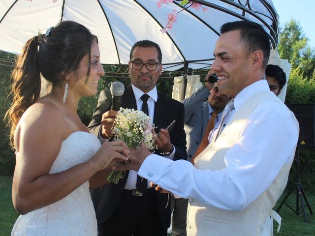 El matrimonio de Danny y Cecilia en Lampa, Chacabuco 32