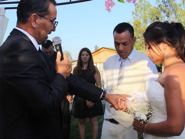 El matrimonio de Danny y Cecilia en Lampa, Chacabuco 33