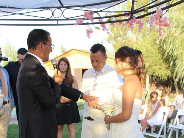 El matrimonio de Danny y Cecilia en Lampa, Chacabuco 34