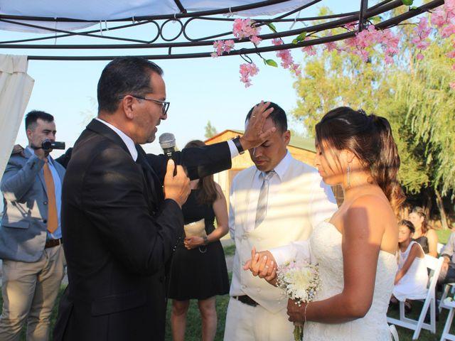 El matrimonio de Danny y Cecilia en Lampa, Chacabuco 35