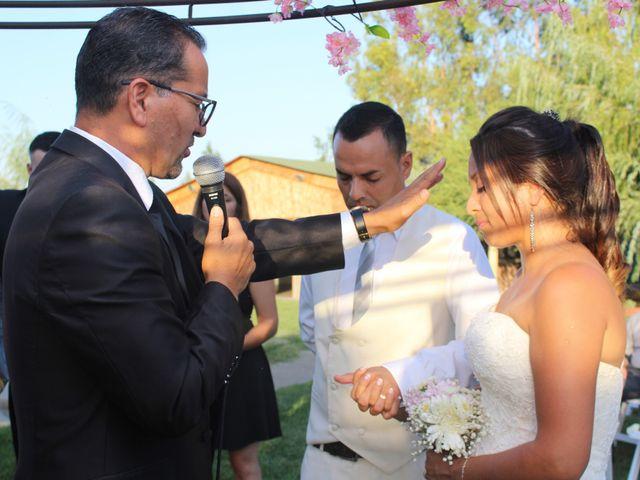 El matrimonio de Danny y Cecilia en Lampa, Chacabuco 36