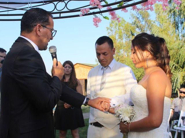 El matrimonio de Danny y Cecilia en Lampa, Chacabuco 37