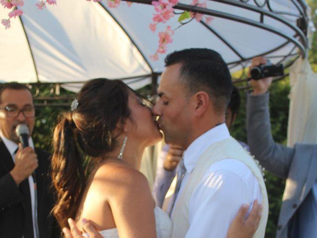 El matrimonio de Danny y Cecilia en Lampa, Chacabuco 39