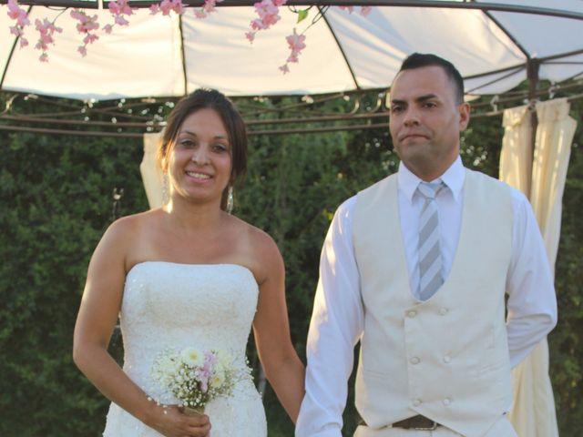 El matrimonio de Danny y Cecilia en Lampa, Chacabuco 40