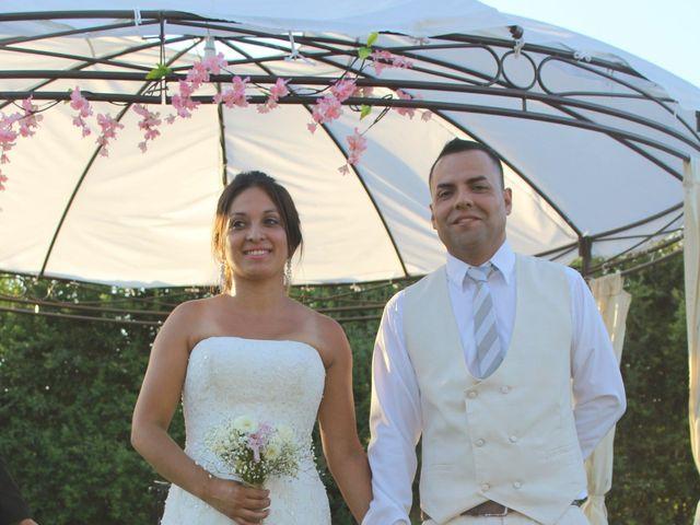 El matrimonio de Danny y Cecilia en Lampa, Chacabuco 41