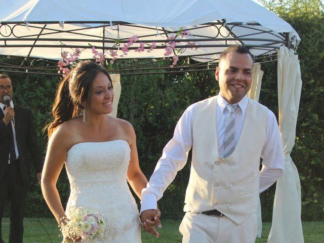 El matrimonio de Danny y Cecilia en Lampa, Chacabuco 42