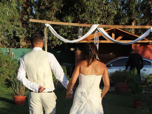 El matrimonio de Danny y Cecilia en Lampa, Chacabuco 43