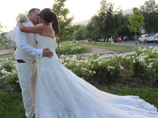 El matrimonio de Danny y Cecilia en Lampa, Chacabuco 44