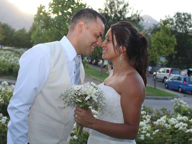 El matrimonio de Danny y Cecilia en Lampa, Chacabuco 46