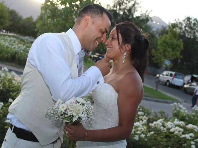 El matrimonio de Danny y Cecilia en Lampa, Chacabuco 47