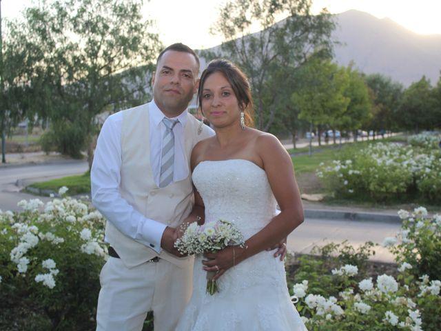 El matrimonio de Danny y Cecilia en Lampa, Chacabuco 48