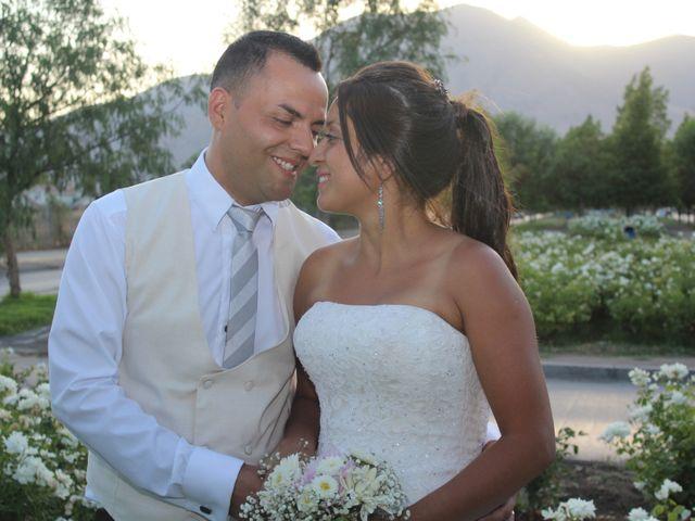 El matrimonio de Danny y Cecilia en Lampa, Chacabuco 49