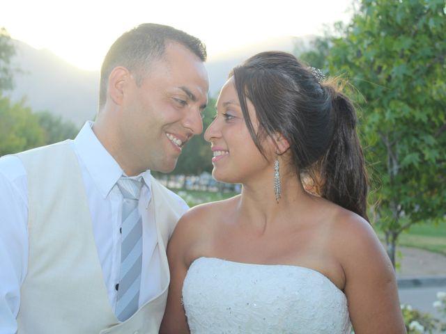 El matrimonio de Danny y Cecilia en Lampa, Chacabuco 50