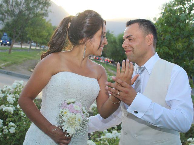 El matrimonio de Danny y Cecilia en Lampa, Chacabuco 51