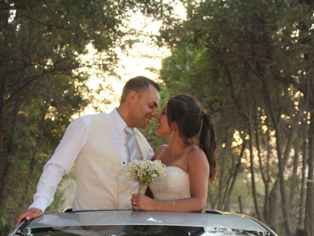 El matrimonio de Danny y Cecilia en Lampa, Chacabuco 52