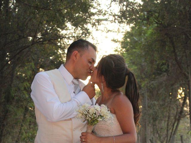 El matrimonio de Danny y Cecilia en Lampa, Chacabuco 54
