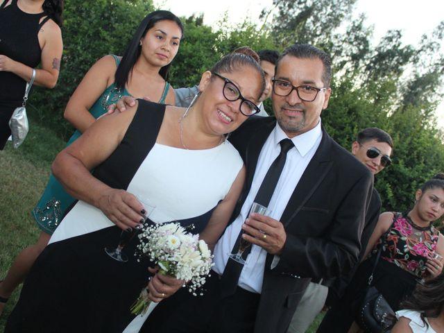 El matrimonio de Danny y Cecilia en Lampa, Chacabuco 55