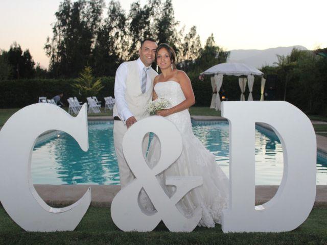 El matrimonio de Danny y Cecilia en Lampa, Chacabuco 58