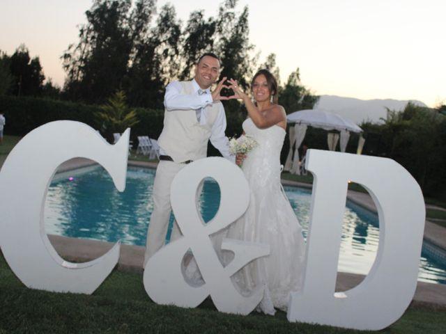El matrimonio de Danny y Cecilia en Lampa, Chacabuco 59