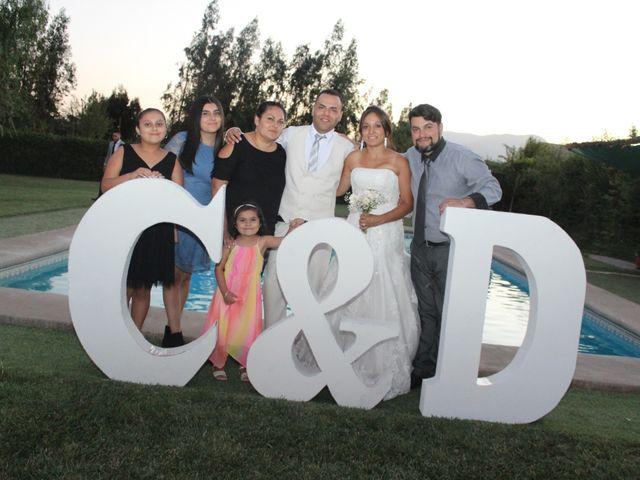 El matrimonio de Danny y Cecilia en Lampa, Chacabuco 60