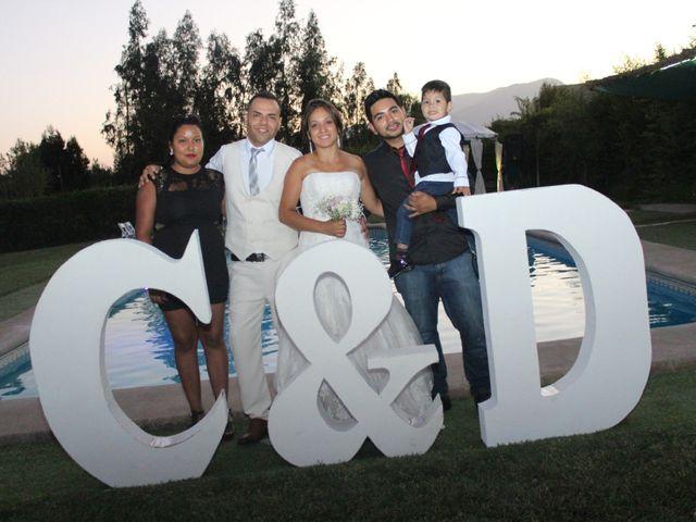 El matrimonio de Danny y Cecilia en Lampa, Chacabuco 65