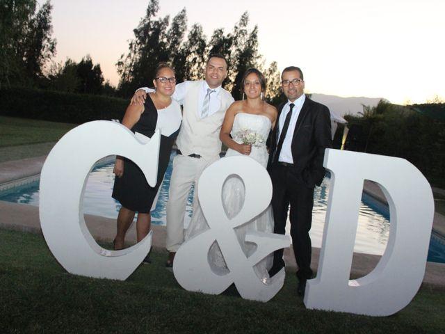 El matrimonio de Danny y Cecilia en Lampa, Chacabuco 66