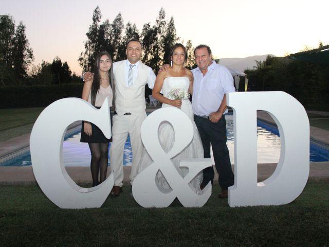 El matrimonio de Danny y Cecilia en Lampa, Chacabuco 67