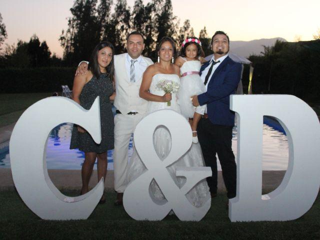 El matrimonio de Danny y Cecilia en Lampa, Chacabuco 69